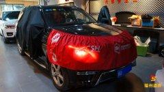 奔驰ML350汽车隔音改装俄罗斯StP―福州道声汽车隔音改装店